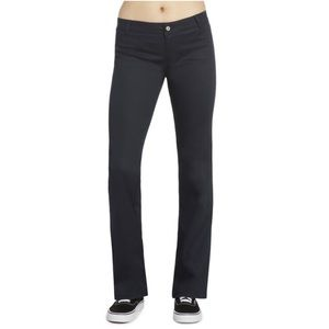 Dickies Girl Juniors' Worker Pants, Navy Blue, NWT